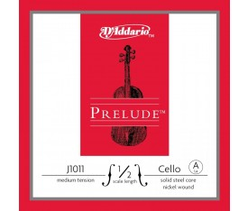 Daddario Prelude Tek La  ÇelloT Tel, 4/4  Medium Tension