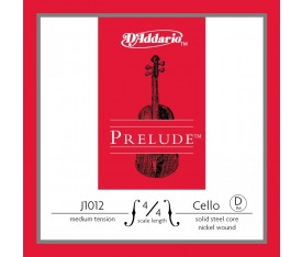 Daddario Prelude Tek Re ÇelloT Tel, 4/4  Medium Tension
