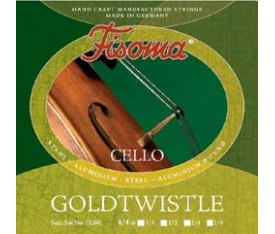 Lenzer Fisoma Goldwistle Cello Teli