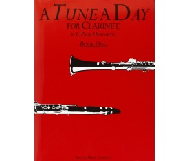 A Tune A Day Clarinet Book 1