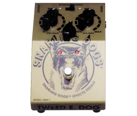 Snarling Dogs Tweed E Dog Vintage American Tube Emulator Pedal